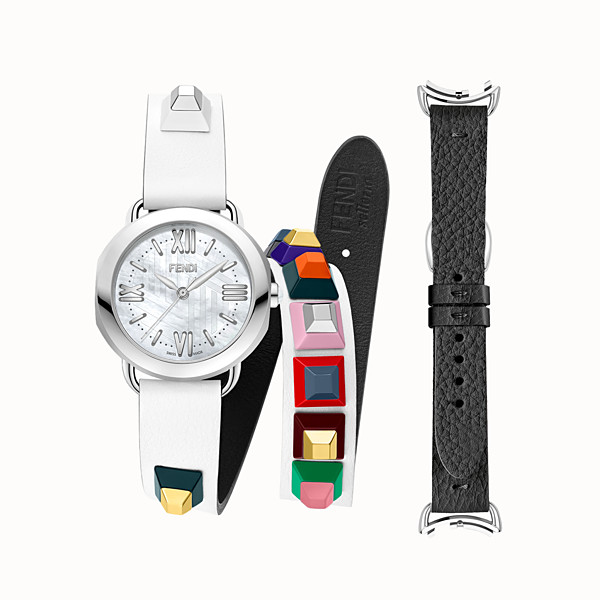 FENDI SELLERIA SET - 36 mm - Selleria with 2 interchangeable straps - view 1 small thumbnail