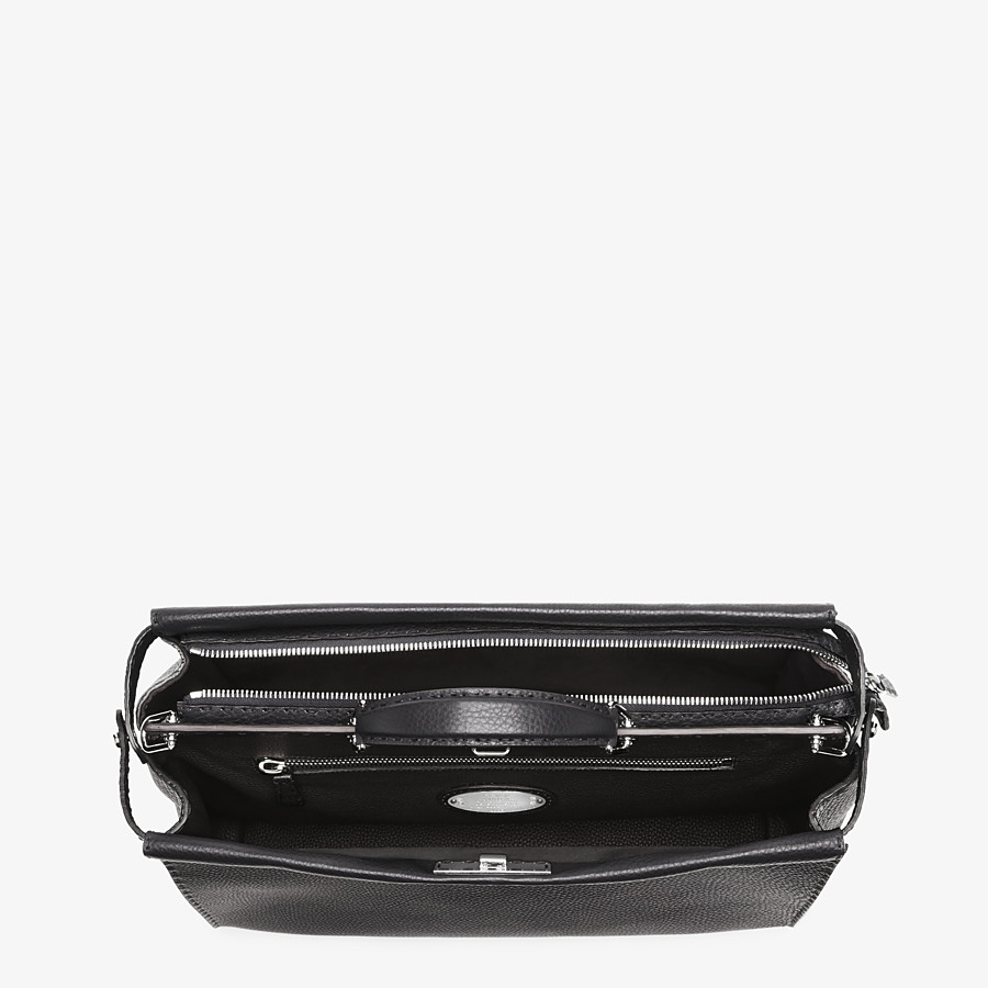 FENDI PEEKABOO ICONIC MEDIUM - Tasche Selleria in Schwarz - view 4 detail