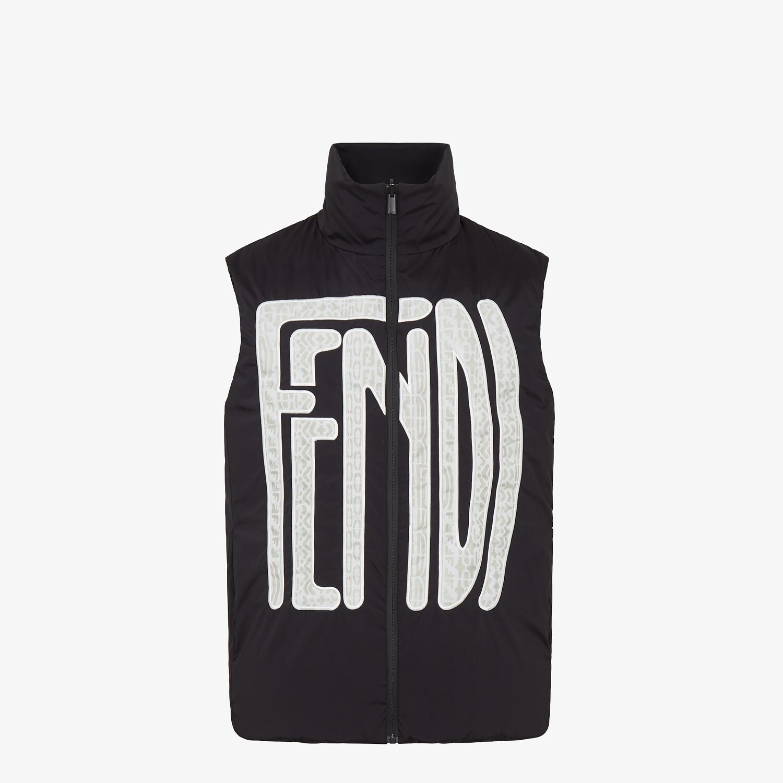 FENDI VEST - Fendi X Anrealage nylon vest - view 1 detail