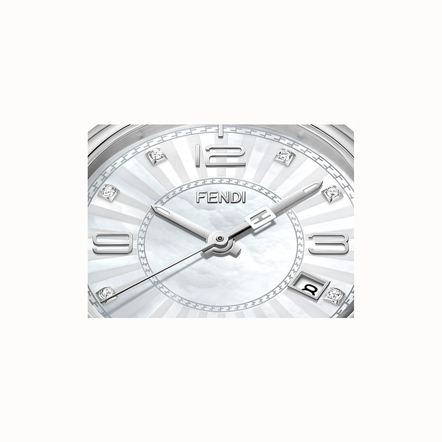 FENDI MOMENTO FENDI - 34 mm - Uhr mit Diamanten - view 3 detail