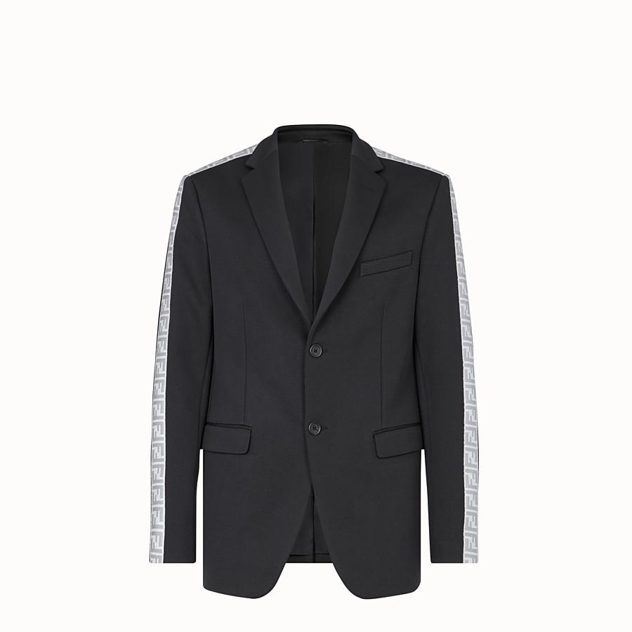 FENDI JACKET - Fendi Prints On jersey blazer - view 1 detail