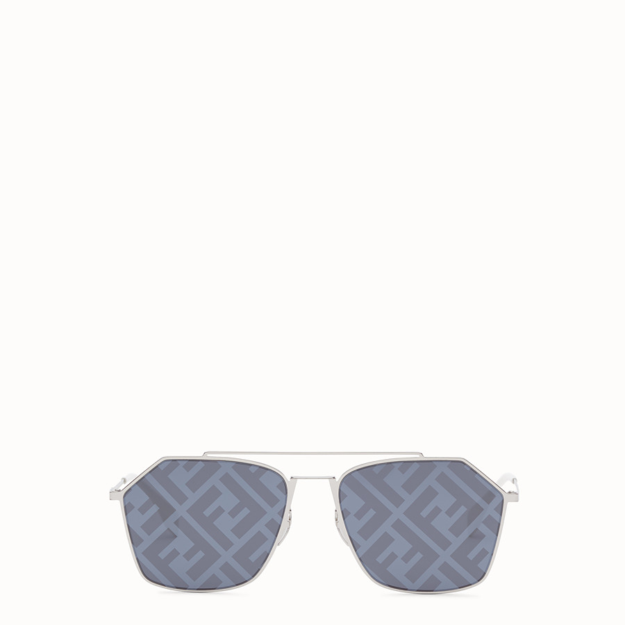 FENDI EYELINE - Palladium sunglasses - view 1 detail