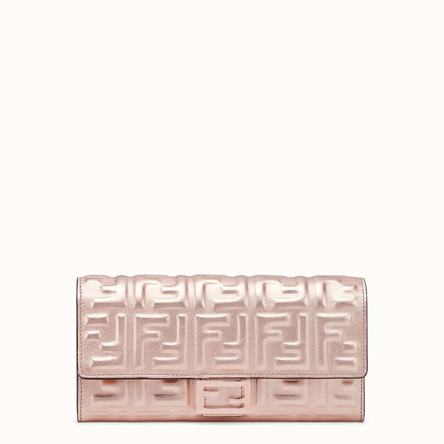 FENDI CONTINENTAL - Wallet from the Chinese New Year Limited Capsule Collection - view 1 detail
