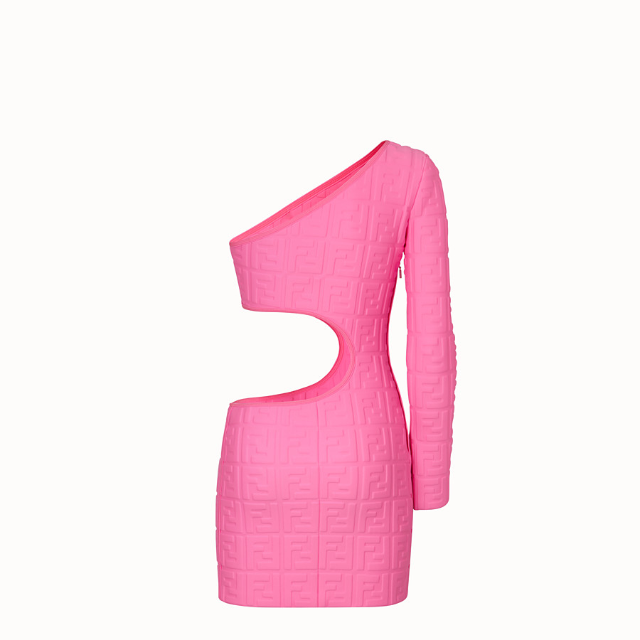 FENDI DRESS - Fendi Prints On Lycra® dress - view 2 detail