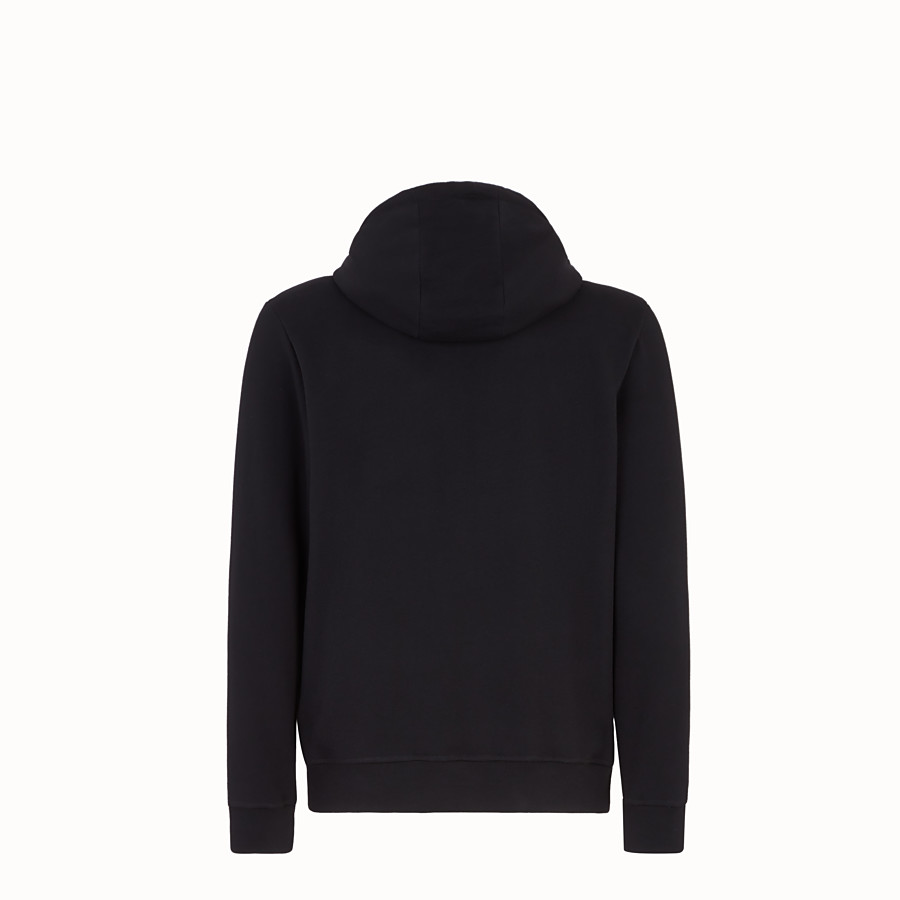 FENDI SWEAT-SHIRT - Sweat-shirt en laine et en coton - view 2 detail