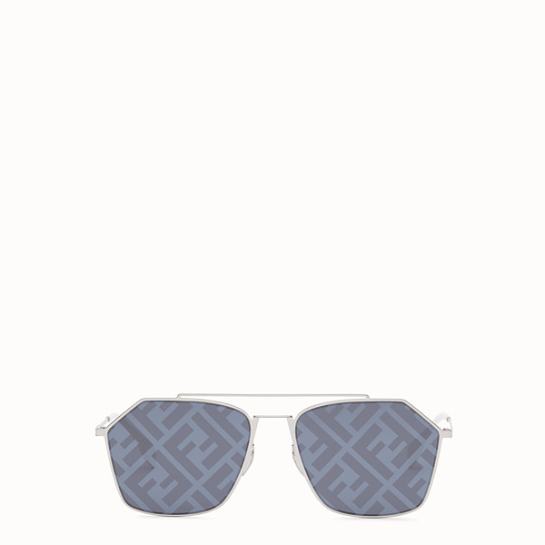 FENDI EYELINE - Palladium sunglasses - view 1 small thumbnail