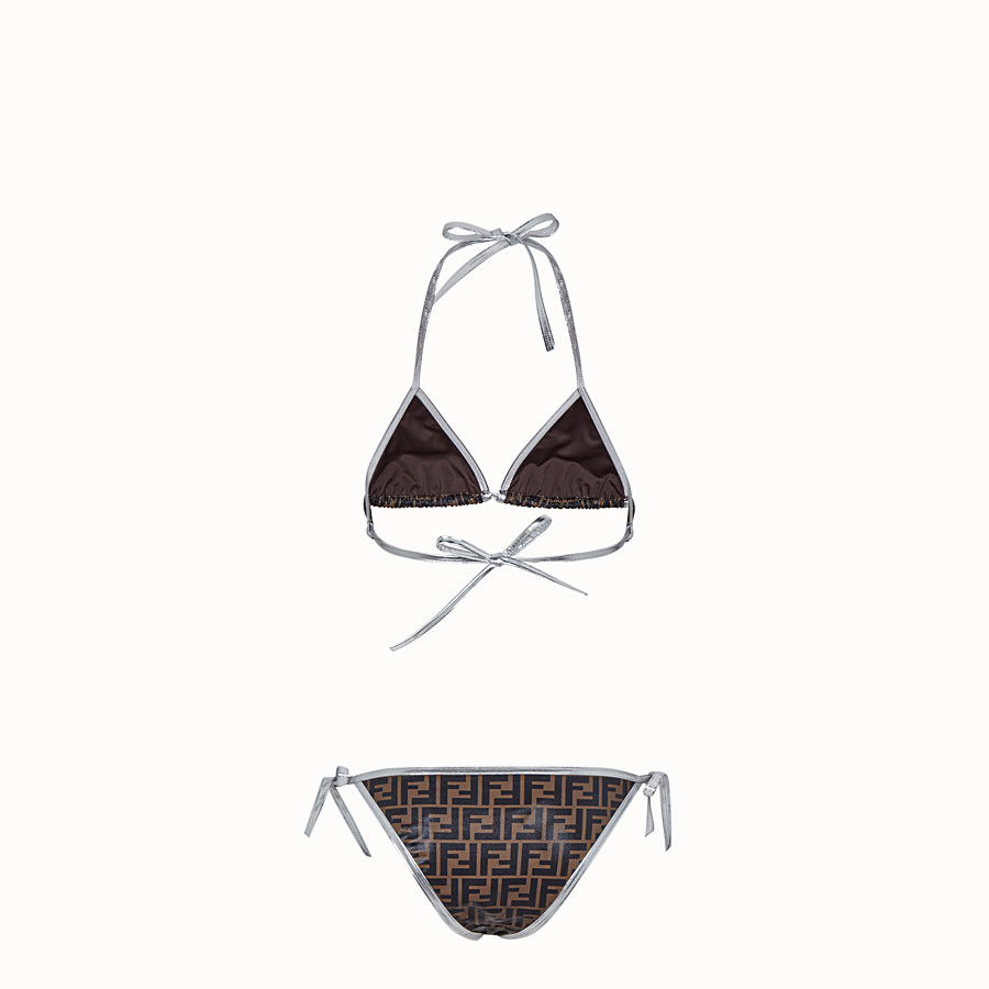 FENDI BADEANZUG - Fendi Prints On Bikini aus Lycra® - view 2 detail