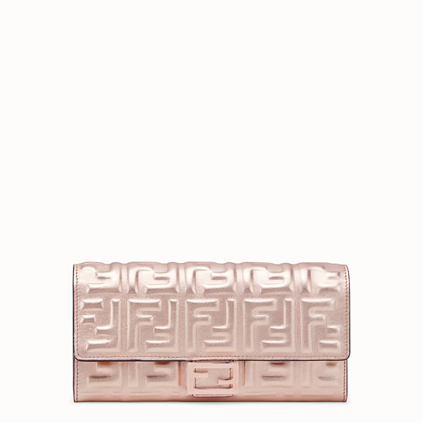FENDI CONTINENTAL - Wallet from the Chinese New Year Limited Capsule Collection - view 1 small thumbnail