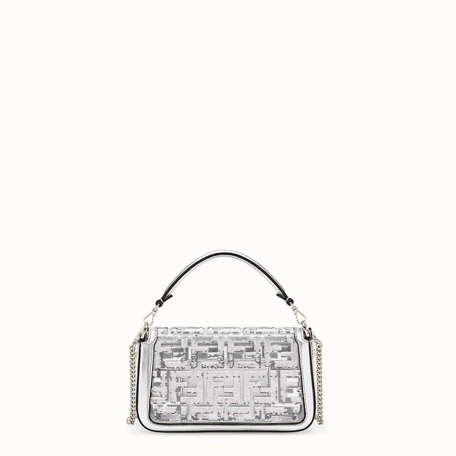 FENDI BAGUETTE MINI - Fendi Prints On PU bag - view 3 detail