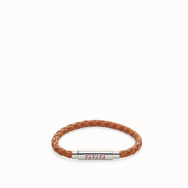 FENDI BRACELET - Brown bracelet - view 1 small thumbnail
