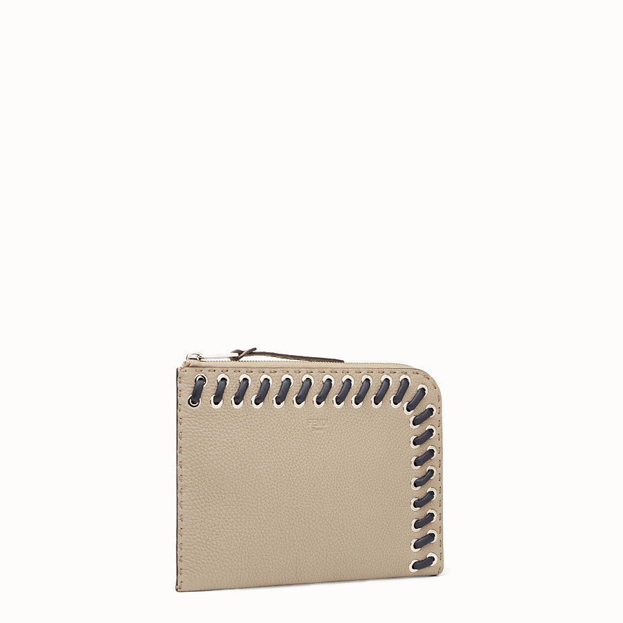 FENDI POUCH - Selleria two-tone minibag - view 2 detail