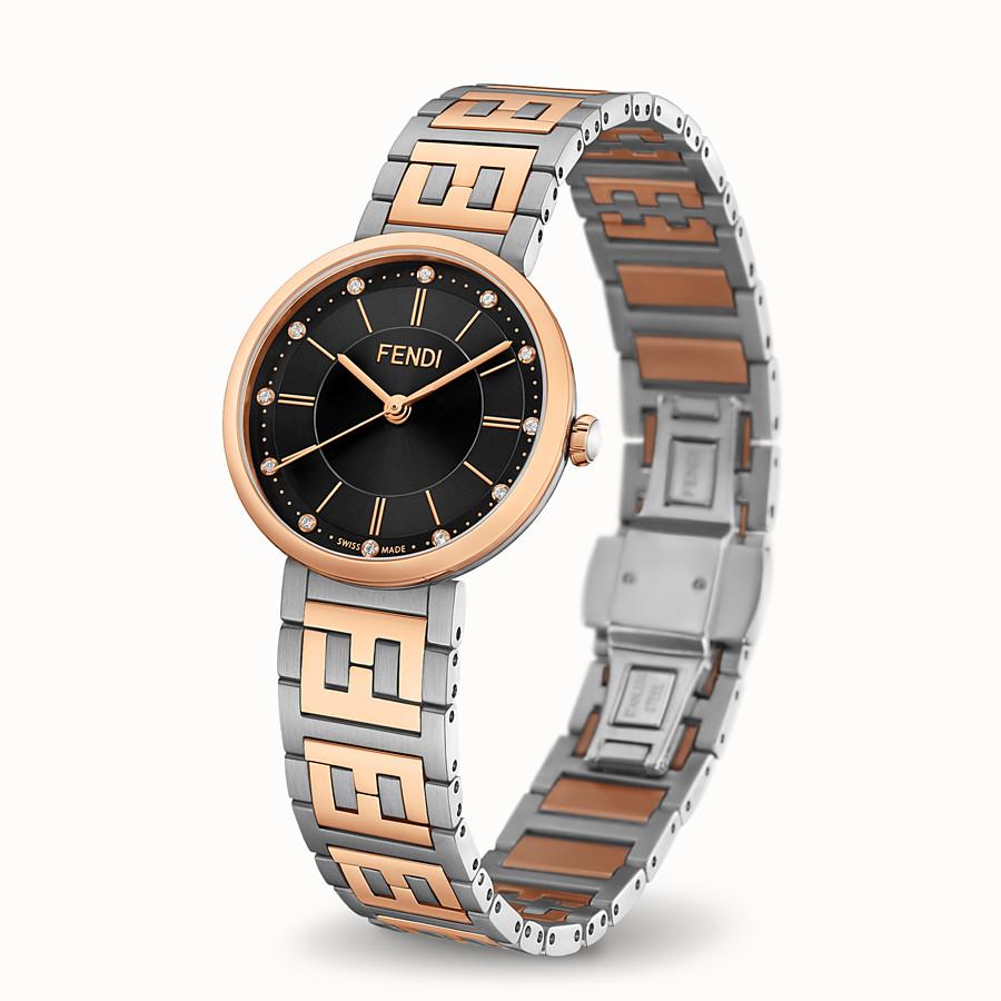 FENDI FOREVER FENDI - 29 MM - Watch with FF logo bracelet - view 2 detail