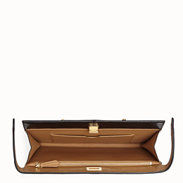 FENDI CLUTCH WALLET - Black leather clutch bag - view 4 thumbnail