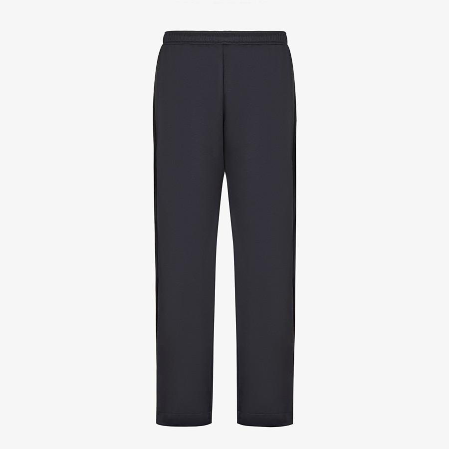 FENDI PANTS - Fendi Prints On pants in jersey - view 2 detail