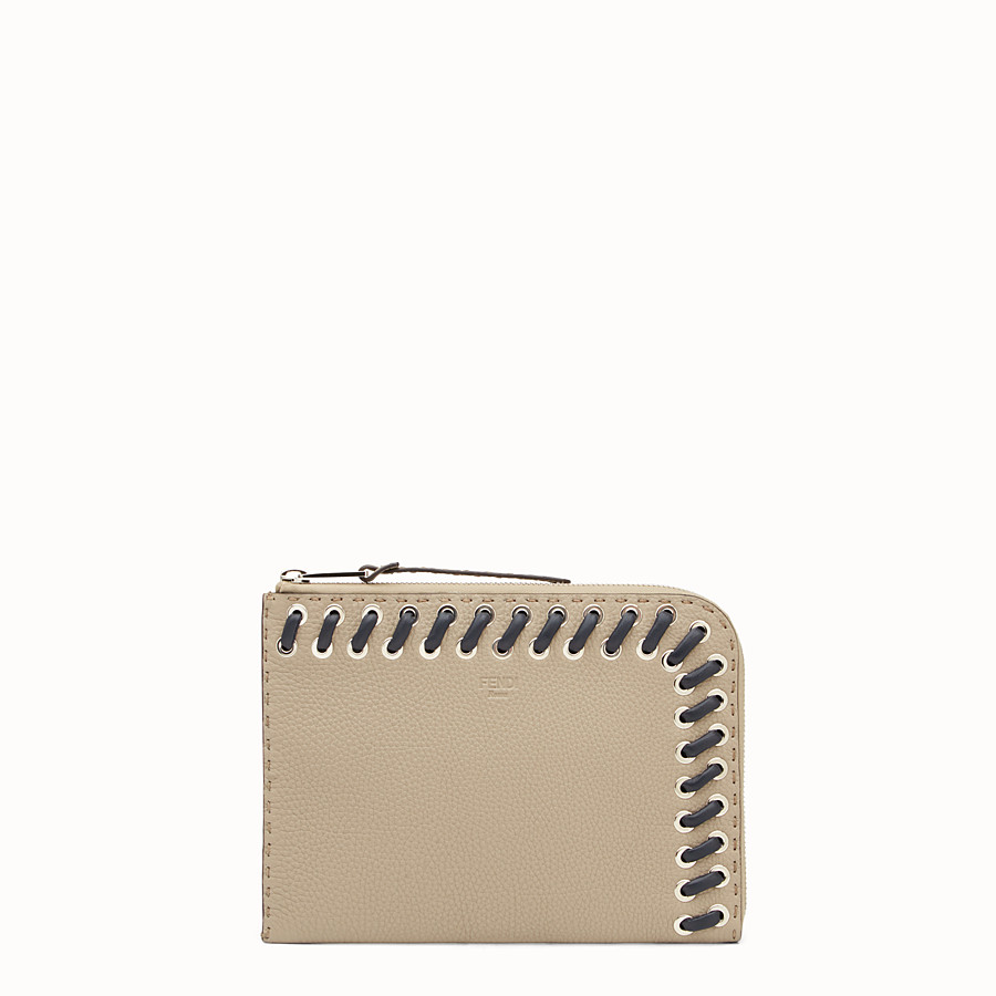 FENDI POUCH - Selleria two-tone minibag - view 1 detail