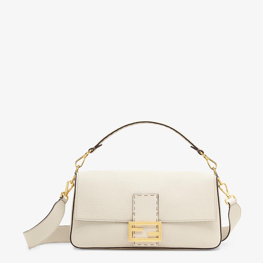 FENDI BAGUETTE LARGE - Fendi Roma Amor leather bag - view 1 detail
