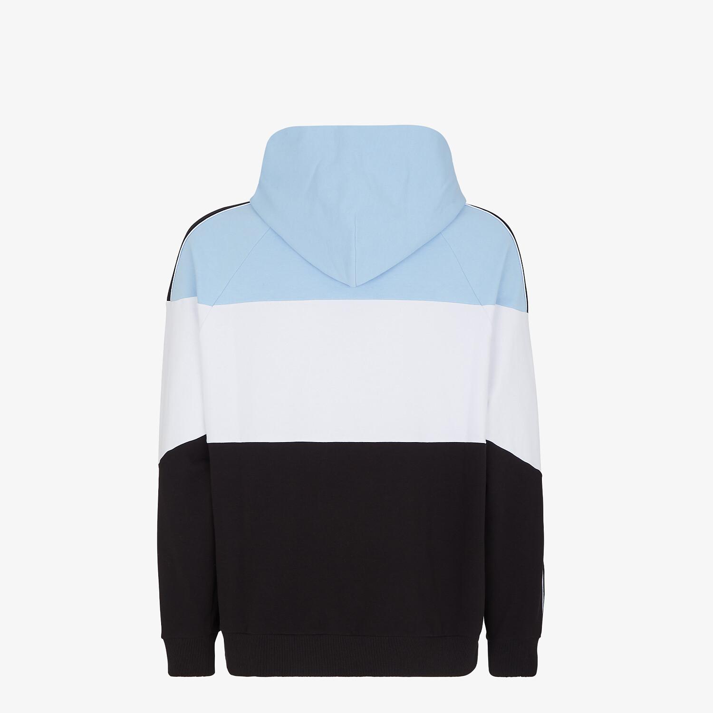 FENDI SWEATSHIRT - Multicolor jersey sweatshirt - view 2 detail