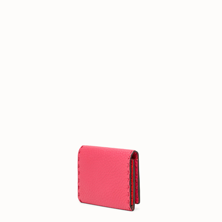 FENDI CARD HOLDER - Fendi Roma Amor business card holder - view 2 detail