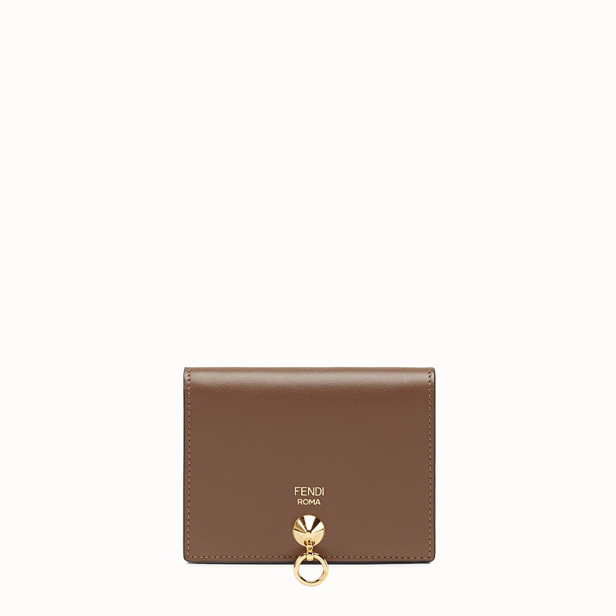 5ab4a592 Compact Wallet - Women's Leather Wallets | Fendi