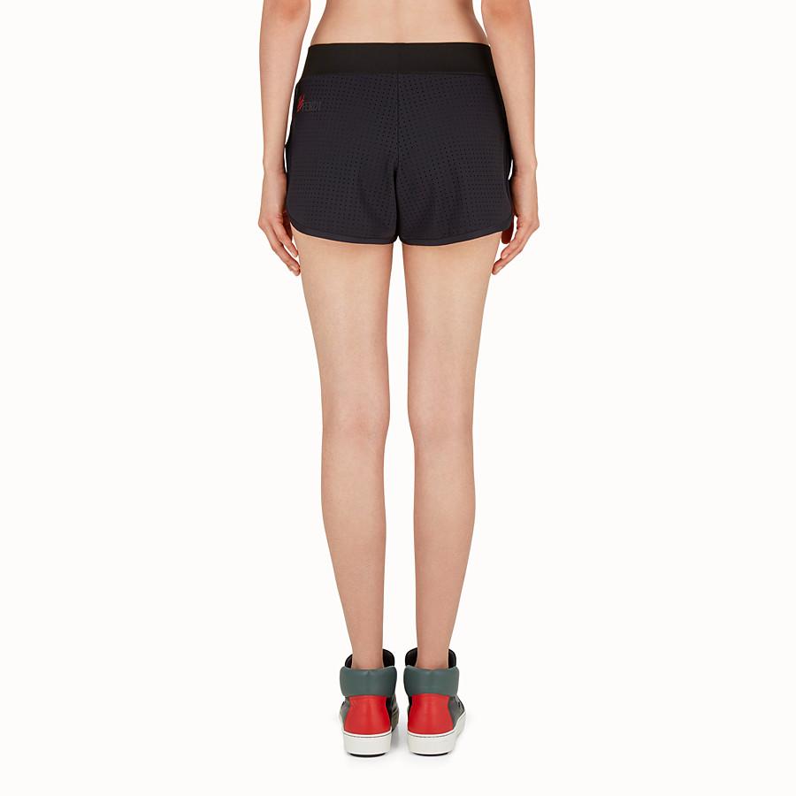 FENDI 短褲 - 短褲,以鏤空布料縫製 - view 2 detail