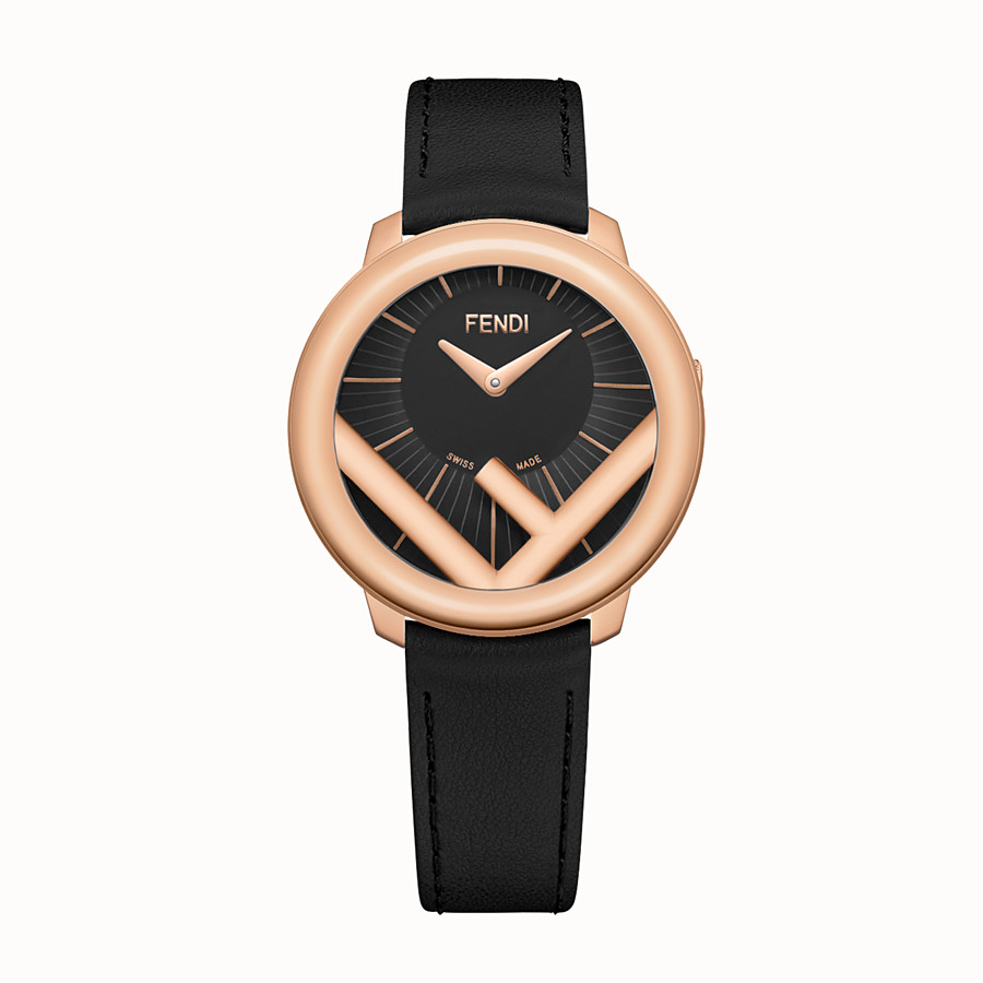 FENDI RUN AWAY - 36 mm - Watch with F is Fendi logo - view 1 detail