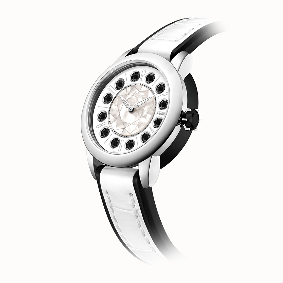 FENDI FENDI ISHINE - 33 MM - Watch with rotating gemstones - view 3 detail