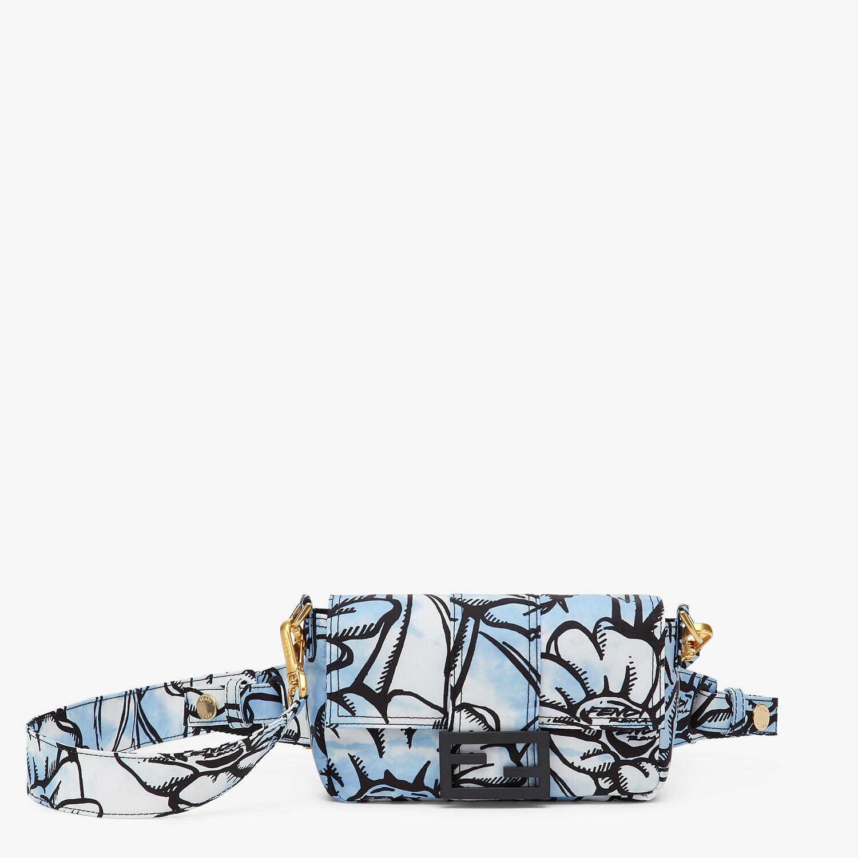 FENDI BAGUETTE - Tasche Fendi Roma Joshua Vides aus Nylon - view 1 detail