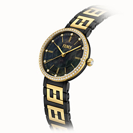 FENDI FOREVER FENDI - 29 MM - Watch with FF logo bracelet - view 3 thumbnail