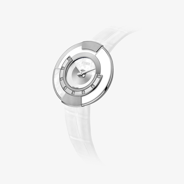FENDI POLICROMIA - 38 mm - Orologio con diamanti e madreperla - vista 2 dettaglio