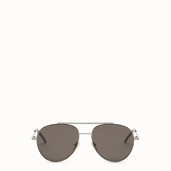 FENDI FENDI AIR - Ruthenium sunglasses - view 1 small thumbnail