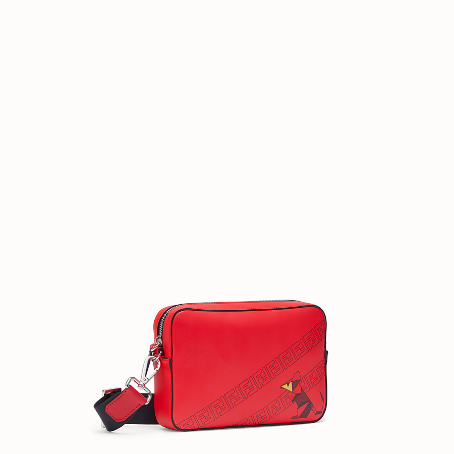 FENDI CAMERA CASE - Borsa Chinese New Year Limited Capsule - vista 2 dettaglio