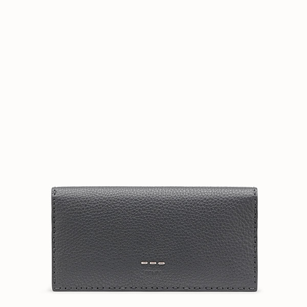 FENDI CONTINENTAL - Multicolour leather wallet - view 1 small thumbnail