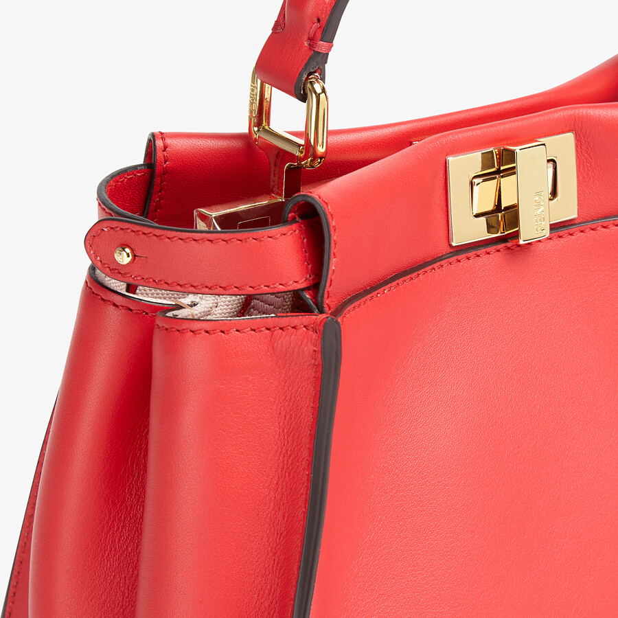 FENDI PEEKABOO ICONIC MINI - Bag from the Lunar New Year Limited Capsule Collection - view 6 detail