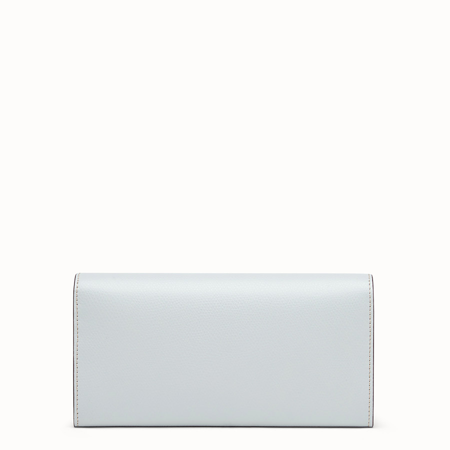 FENDI CONTINENTAL WITH CHAIN - Multicolor leather wallet - view 3 detail