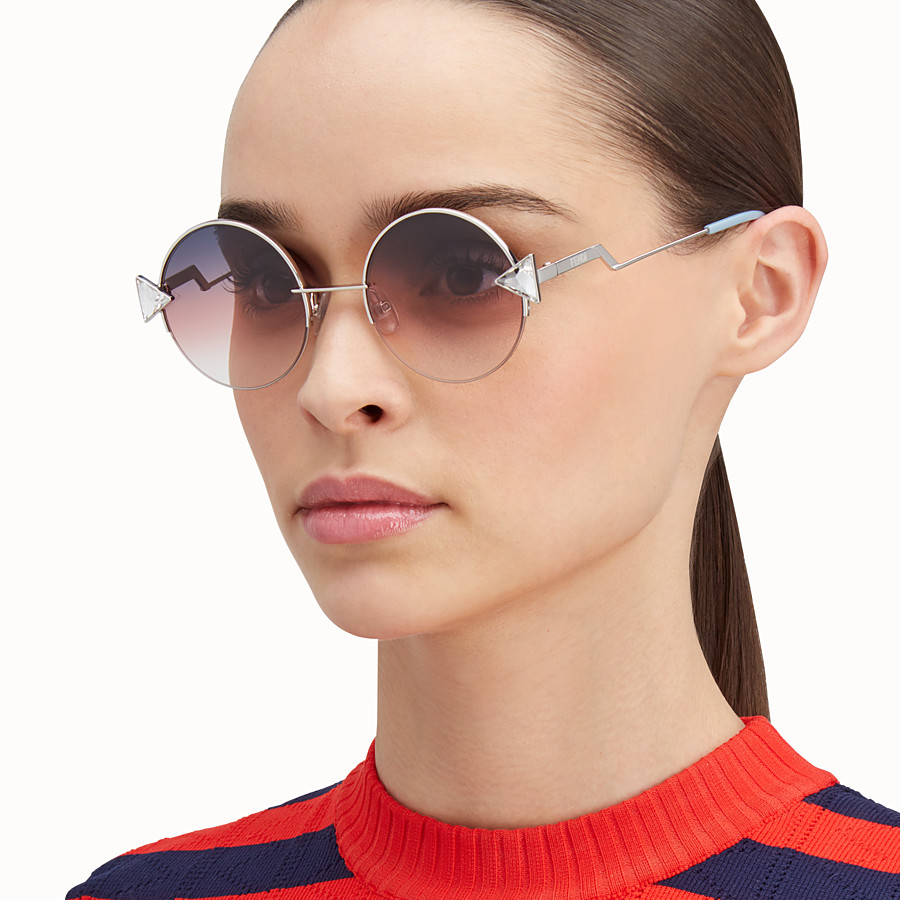 FENDI RAINBOW - Gafas de sol de paladio - view 4 detail