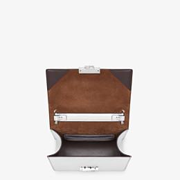 FENDI KAN U SMALL - Fendi Prints On leather mini bag - view 4 thumbnail