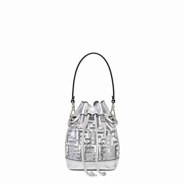 FENDI MON TRESOR - Minibag Fendi Prints On in PVC - vista 1 thumbnail piccola