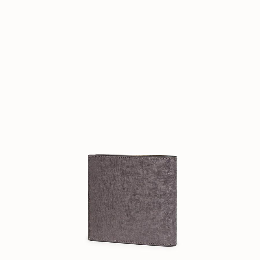 FENDI PORTEFEUILLE - Portefeuille en cuir multicolore - view 2 detail