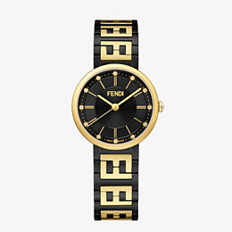 FENDI FOREVER FENDI - 29mm– Uhr mit Armband mit FF-Logo - view 1 thumbnail