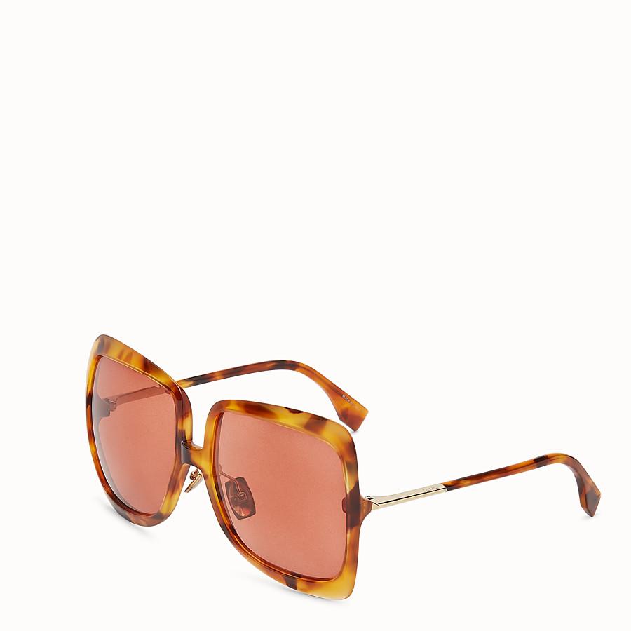 FENDI PROMENEYE - Fashion Show Sunglasses - view 2 detail