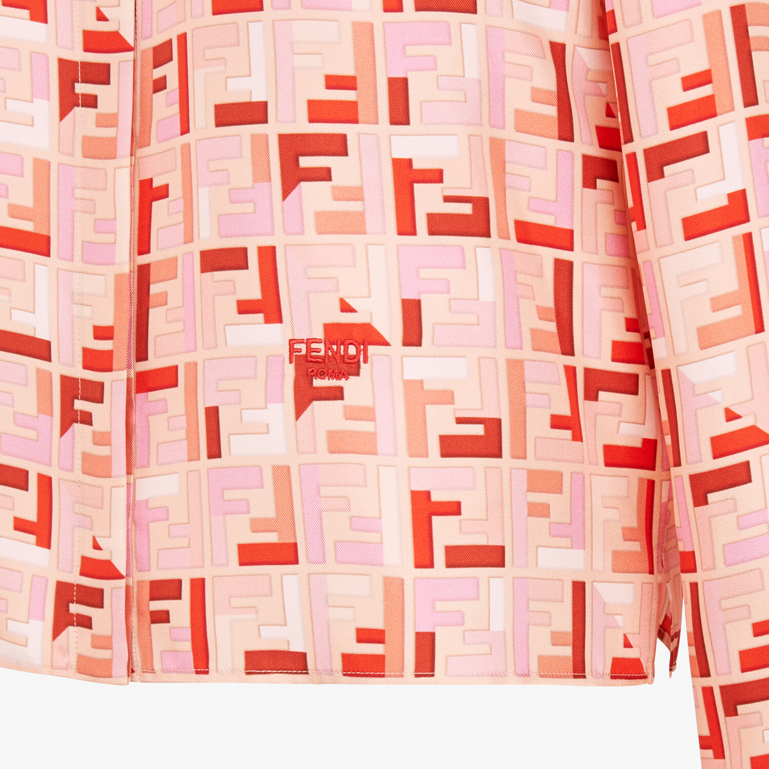 FENDI SHIRT - Shirt from the Lunar New Year Limited Capsule Collection - view 3 detail