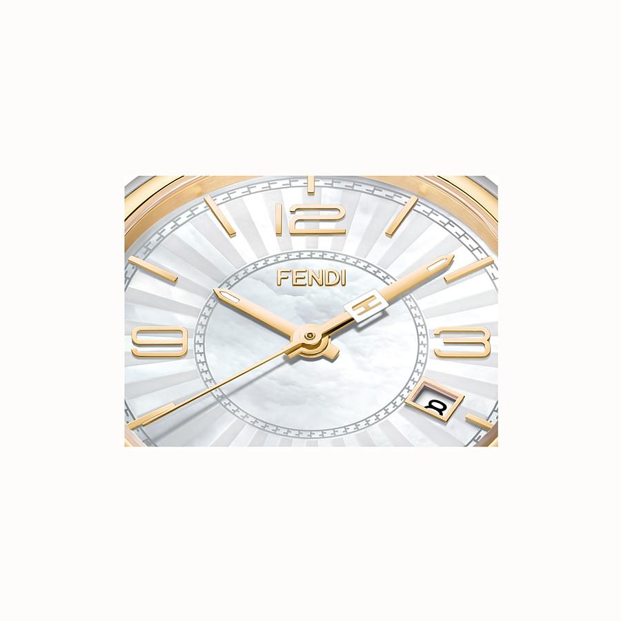 FENDI MOMENTO FENDI - 34 mm - Watch with bracelet - view 3 detail