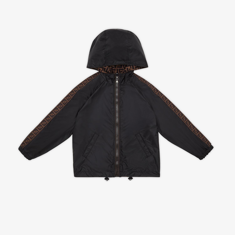 FENDI JACKE - Junior Unisex Jacke aus Nylon - view 1 detail
