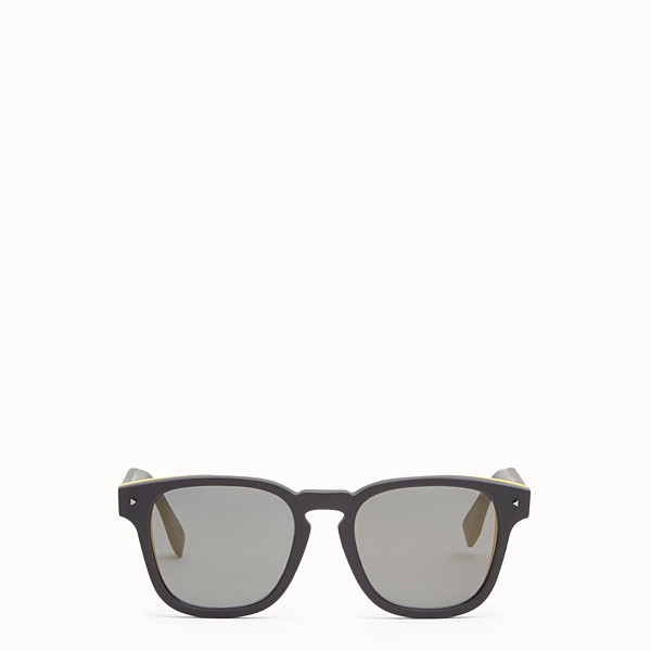 FENDI I SEE YOU - Grey sunglasses - view 1 small thumbnail