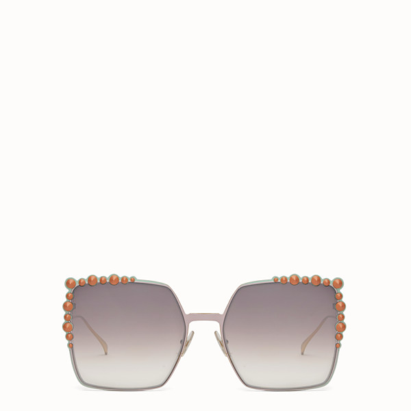 FENDI CAN EYE - Zweifarbige FS 17 Runway-Sonnenbrille - view 1 small thumbnail