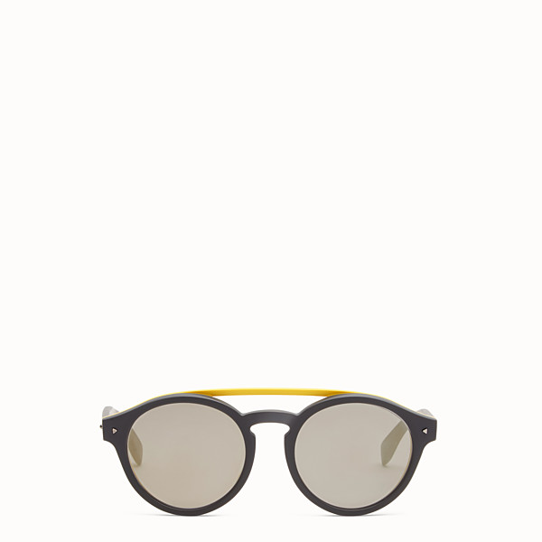 FENDI I SEE YOU - Lunettes de soleil grises - view 1 small thumbnail
