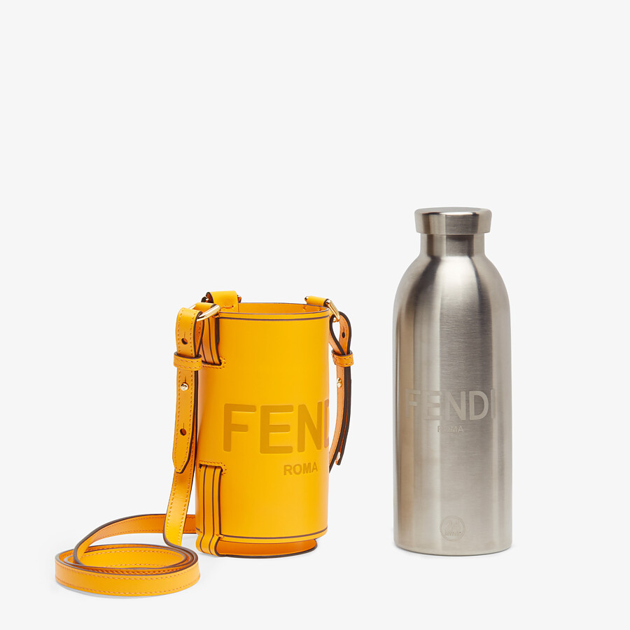 FENDI FLASK HOLDER - Flask holder made in collaboration with 24Bottles® - view 2 detail
