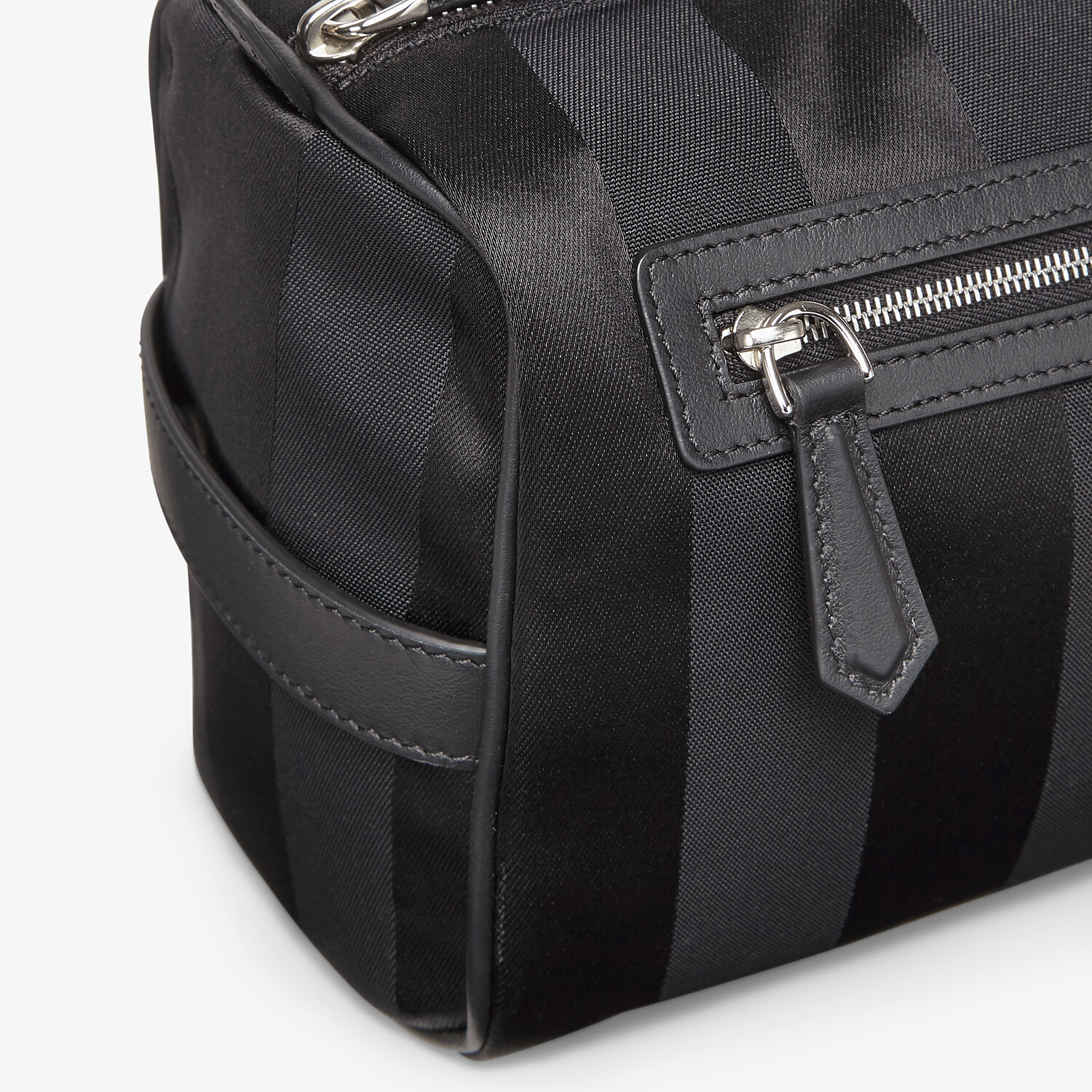 FENDI TOILETRY CASE - Black nylon toiletry case - view 5 detail