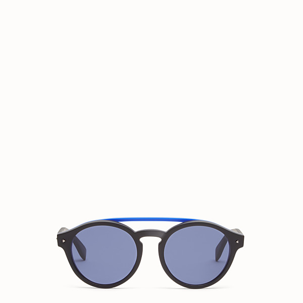 FENDI I SEE YOU - Black Asian fit sunglasses - view 1 small thumbnail