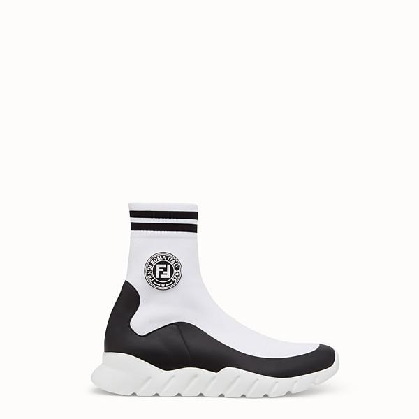 Piel Fendi Italianos Para De Lujo Zapatos Hombre qYZTXxw